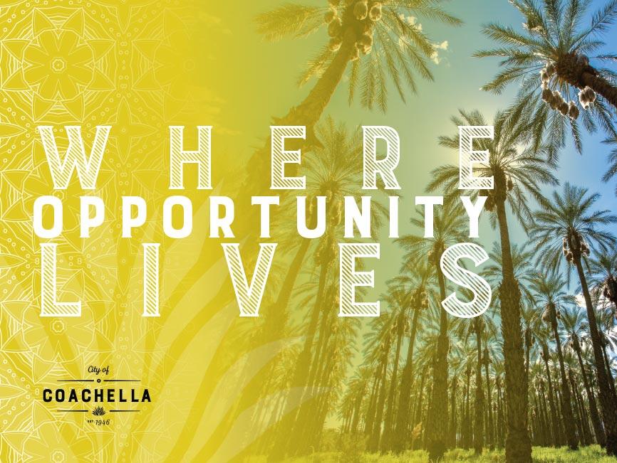 Coachella Brochure Cover