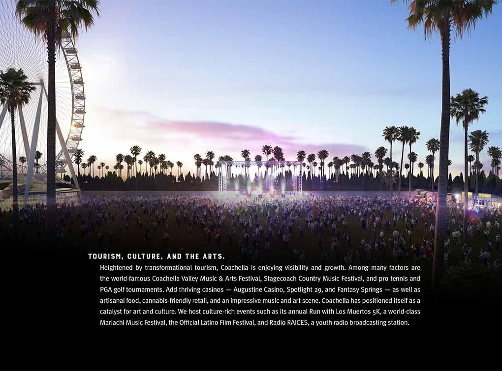City of Coachella brochure
