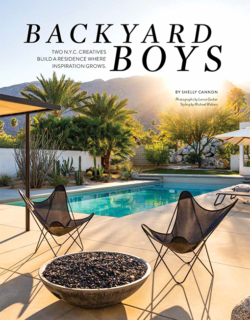 Backyard Boys by Shelly Cannon